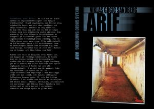 "Cover for the Book ""Arif"""
